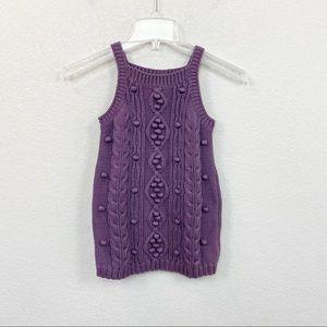 Gap Stella McCartney Knit Popcorn Sweater Dress